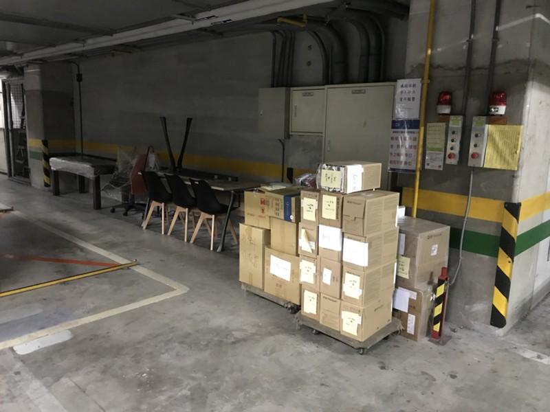 台北市搬家案例.台北醫學大學大安校區同棟搬運及部分搬運回北醫3
