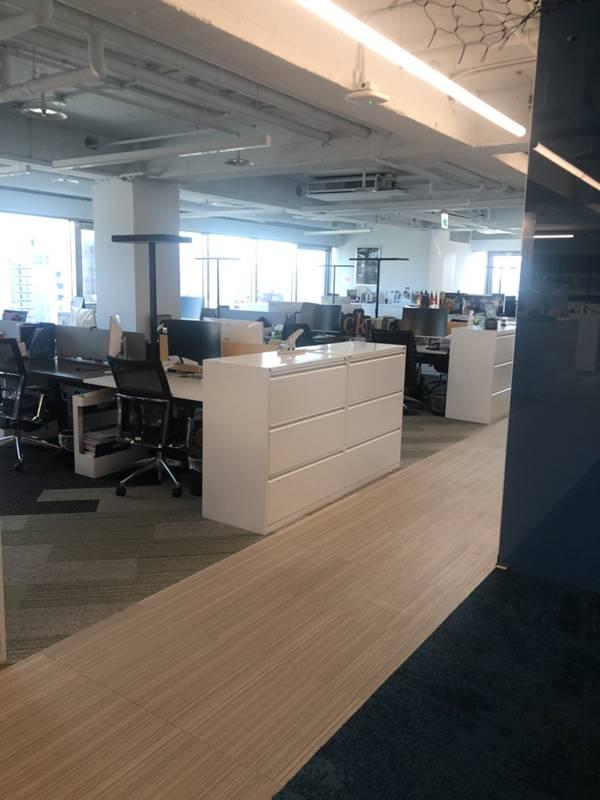 台北市搬家案例.中山區-台灣賓士車廠辦公室搬運7